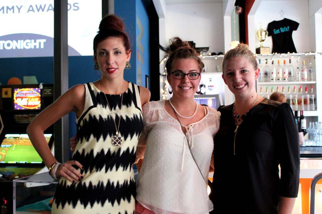 Anna Mary, Lane Schlickman and Sara Myhre
