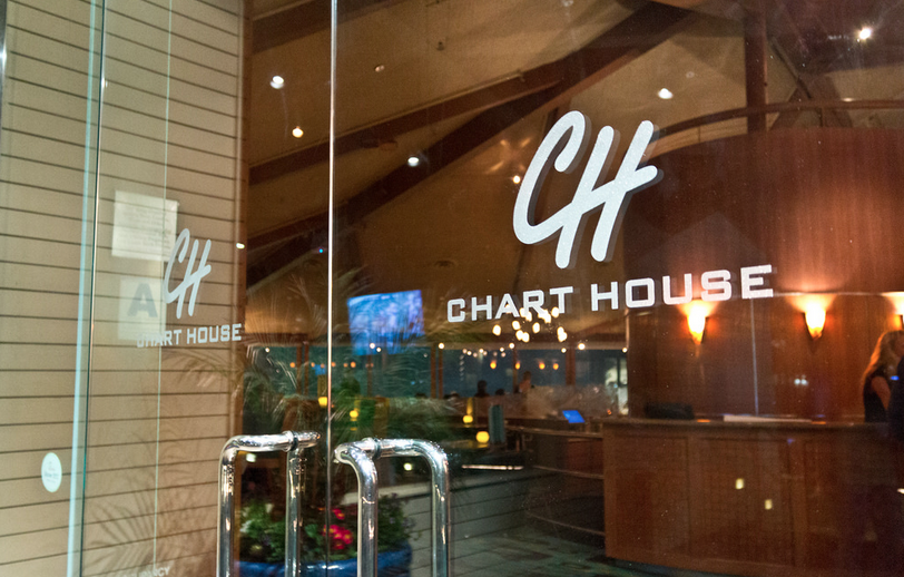 One of my favorite restaurants Chart House